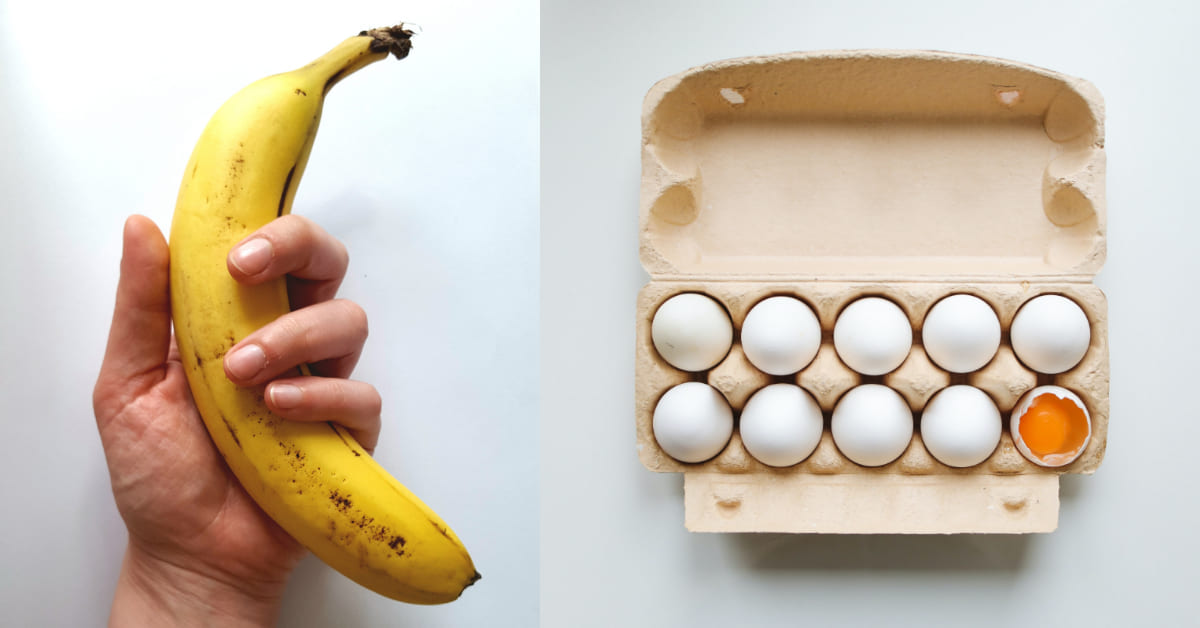 香蕉熱量等於吃1/3碗白飯!專家解密5大「陷阱」減肥食物,xx竟然也上榜!!