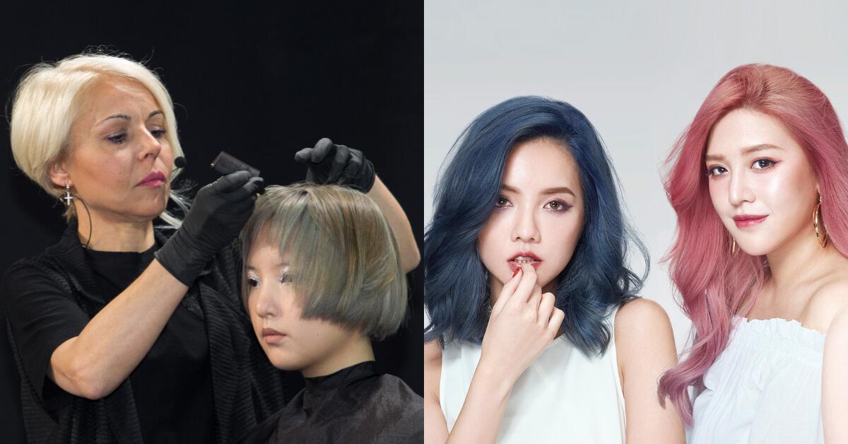 髮型師5點建議 do & don't,學起來守住你2018最浪漫髮色!