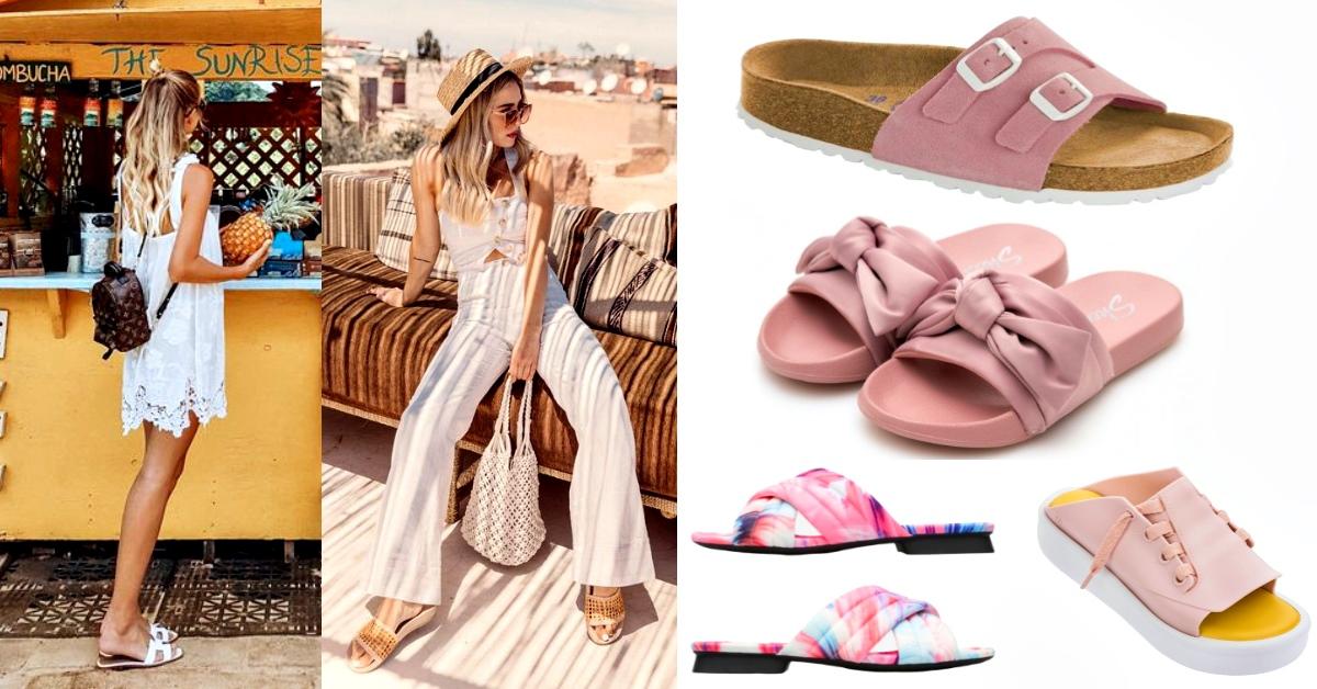 為2020年夏天接風!5款耐走、不咬腳的拖鞋推薦,休閒兼具時尚讓你瞬間秀出高級感