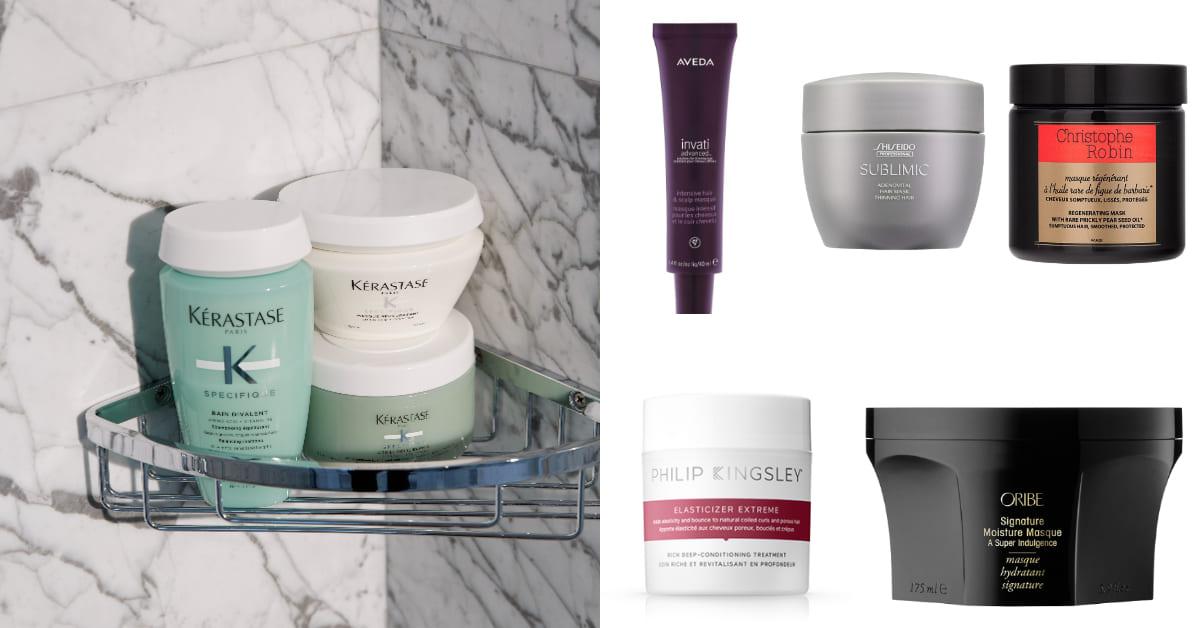 護髮膜推薦Top10!Shiseido、Sisley...Christophe Robin時尚圈很紅,Philip Kingsley專為奧黛麗赫本打造