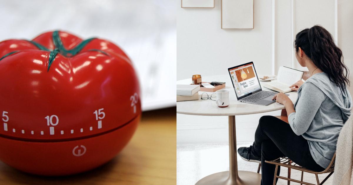 在家工作效率差 ?推薦你5種「時間管理法」,「番茄鐘」唐鳳也愛用、很愛拖的人最適合「帕金森定律」!