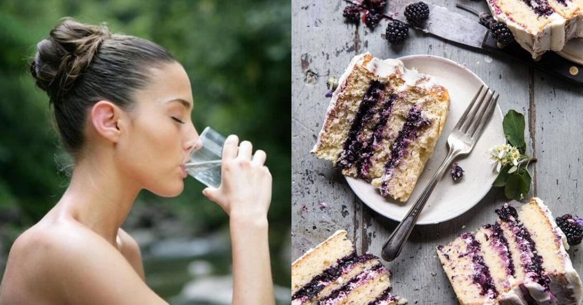 想吃甜食、情緒易怒不是男友的錯!8個症狀告訴你該補充水分了