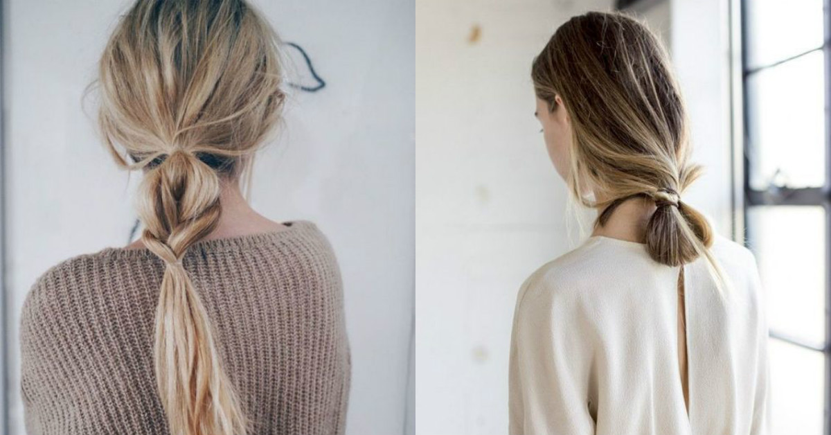 最重要的小事!女生們注意了,馬尾「這樣綁」才不怕傷髮質!