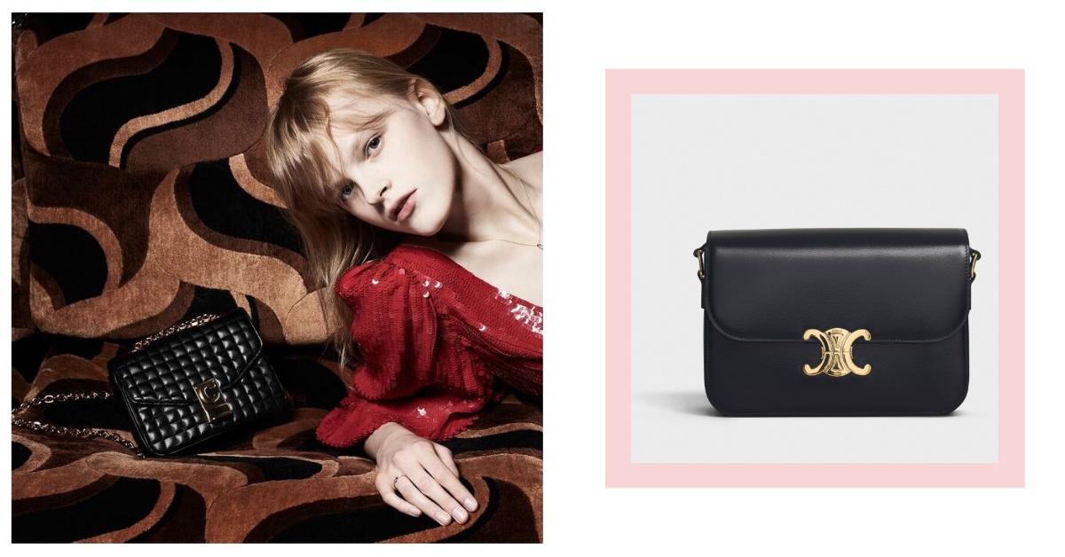 新Celine依舊是女孩最愛!這款包登「銷售王」連東京都賣不過台灣
