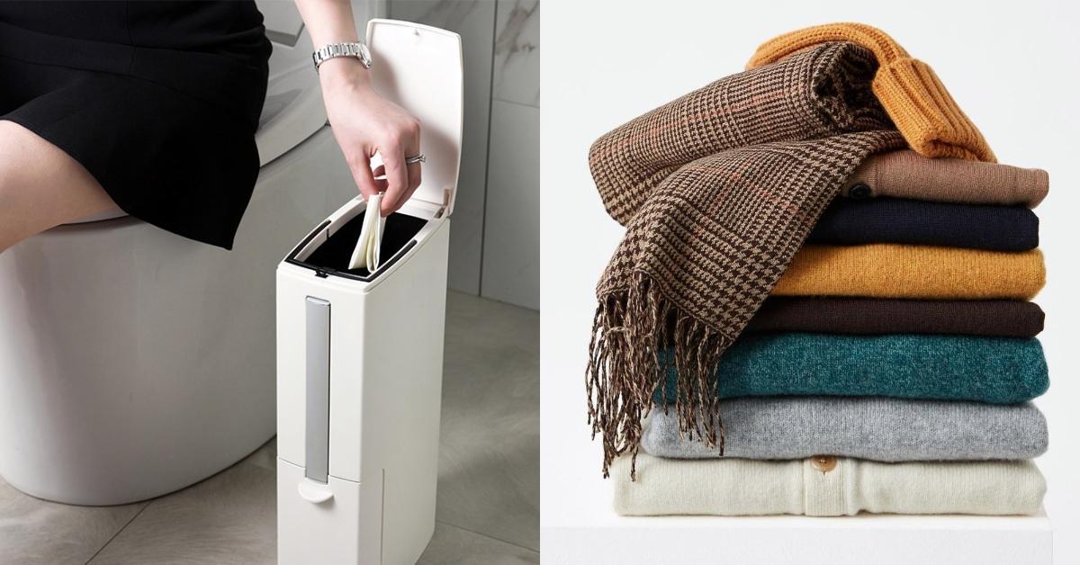 圍巾怎麼洗??不洗比垃圾桶髒4倍 、真絲不能噴到香水...一次解密4大材質清洗方式