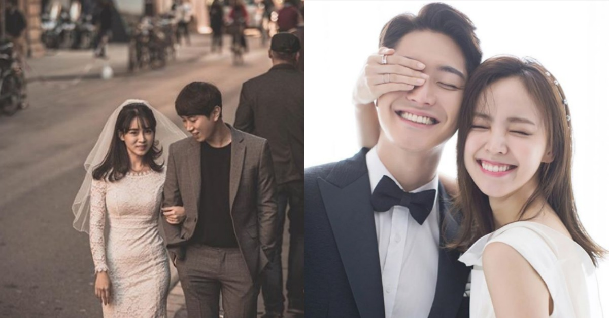 快Tag另一半暗示他!超夯的「韓系婚紗」清新又浪漫的風格,看了讓人好想嫁~