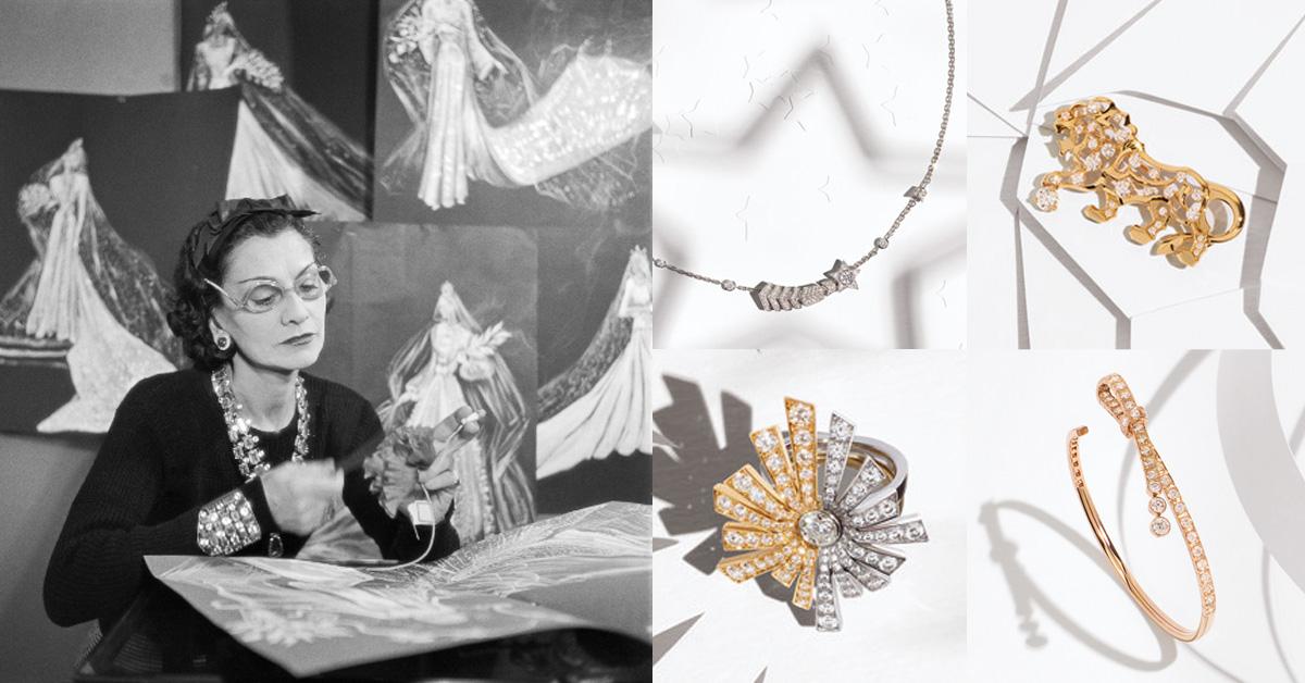 香奈兒Coco Crush後最強日常珠寶系列!「The Icons of 1932」配戴、場合無限制,一件抵兩件超划算