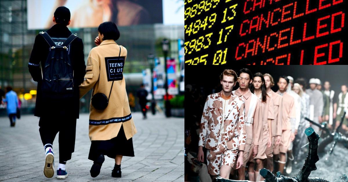 武漢肺炎重創中國時尚產業,第一手快訊搶先看!Adidas、Moncler...搶關店,全球市值蒸發數億美金!