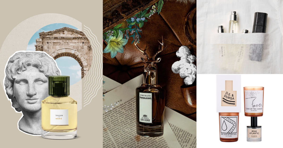 小眾香水品牌推薦這10款!Cire Trudon歷史超過4百年 ,天然無添加、這款竟是英國皇室最愛