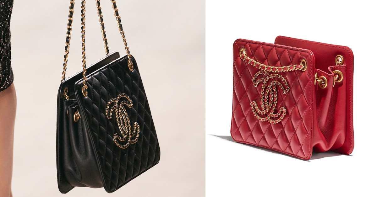 Chanel包包又出新貨!2020全新款「風琴包」,經典美包吃土都要入手