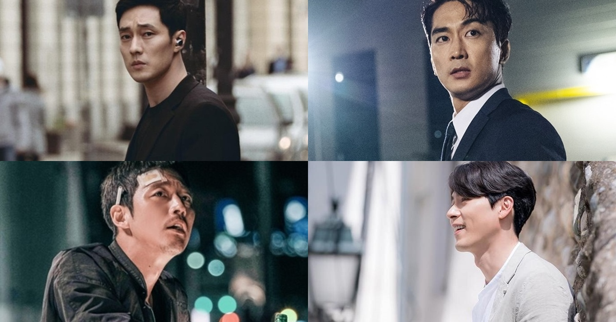 蘇志燮、玄彬都回來了!盤點2018下半年精彩韓劇,一起感受這些帥大叔的致命魅力