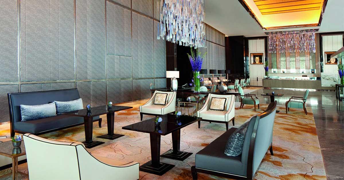 【伊康專欄】絕美海景+雍容下午茶饗宴|香港麗思卡爾頓酒店The Ritz-Carlton Hong Kong The Lounge & Bar