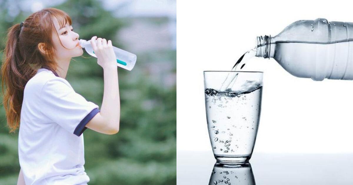 地表最強瘦身絕招!韓妞1個月「狂瘦5公斤」只靠:喝水