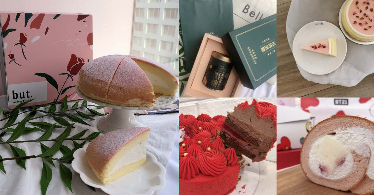 10款媽媽一看會中「母親節甜點推薦」天然玫瑰起司蛋糕、粉紅波士頓派,每款讓人甜進心坎~