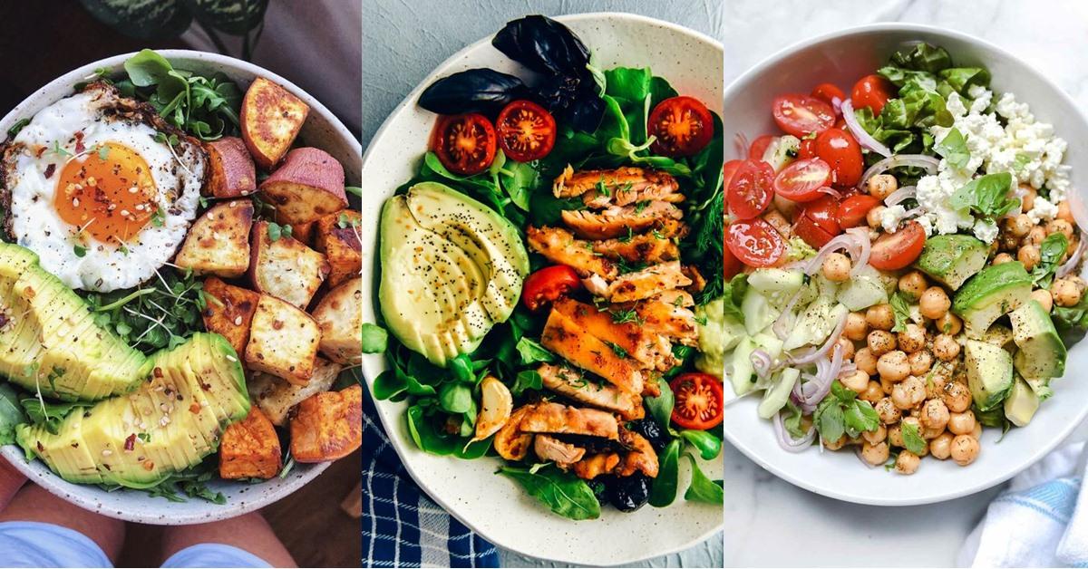 沙拉不等於減肥聖品?這2種錯誤吃法,熱量比漢堡還高!