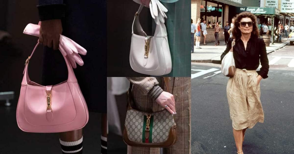【10Why個為什麼】熱賣超過半世紀!Gucci賈姬包站穩IT Bag原因是這個...
