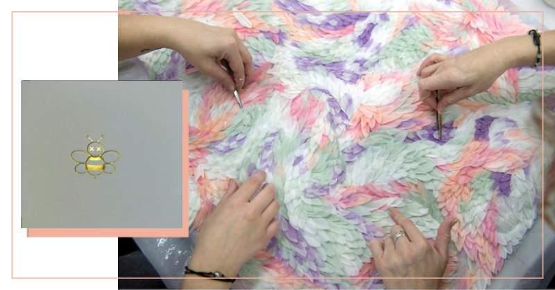 高級訂製潮流化?DiorHomme 將攜手 KAWS 與 Chanel 的羽毛刺繡工坊