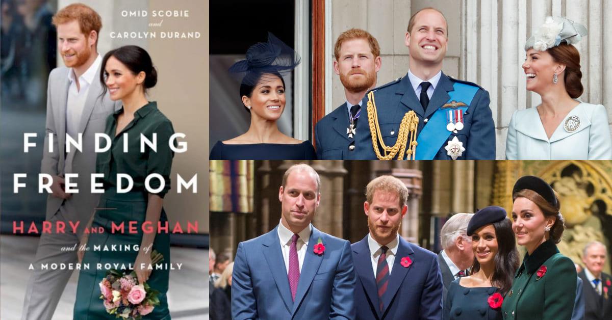 哈利、梅根新書未出已轟動!女王偏心、遭凱特當空氣,英國皇室內鬥比大陸宮廷劇精彩!