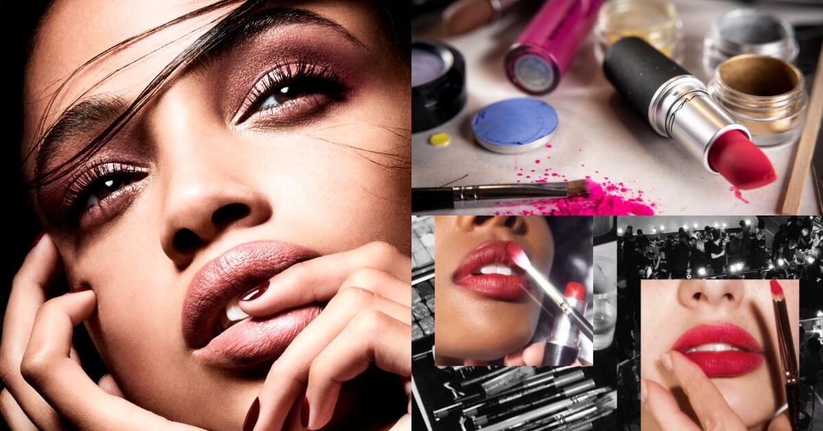 Nars眼影升級、M.A.C子彈唇膏進化,彩妝迷們鎖定這些色號,在停產前囤起來!