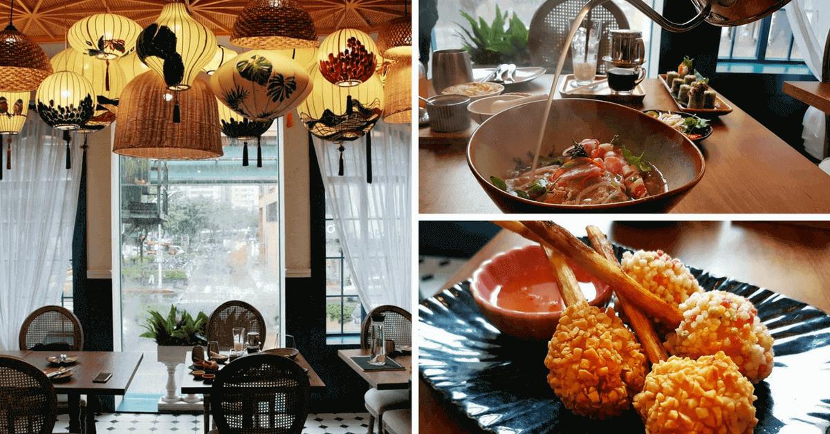 找朋友去吃「酸辣推推鍋」!王品「沐越Mu Viet」 數十種平價越南料理,庶民小吃到宮廷菜全都有!