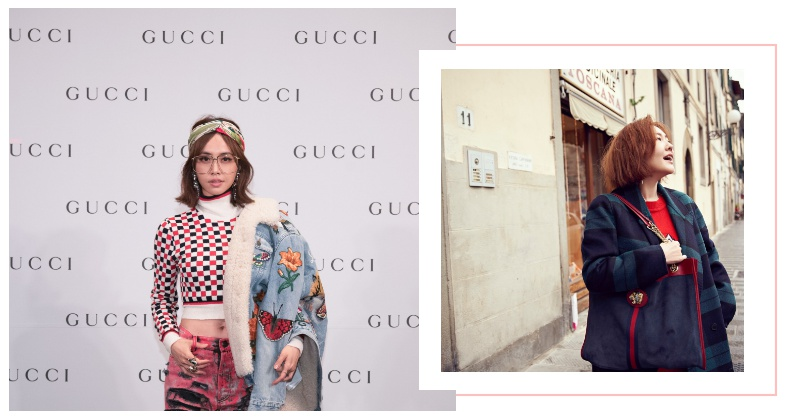 小S、蔡依林率先上肩!繼酒神包後 Gucci 最新熱賣包是這個?