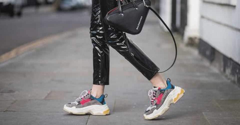 老爹鞋魅力不在?Balenciaga 讓出本季熱門時尚品牌排行榜的寶座!
