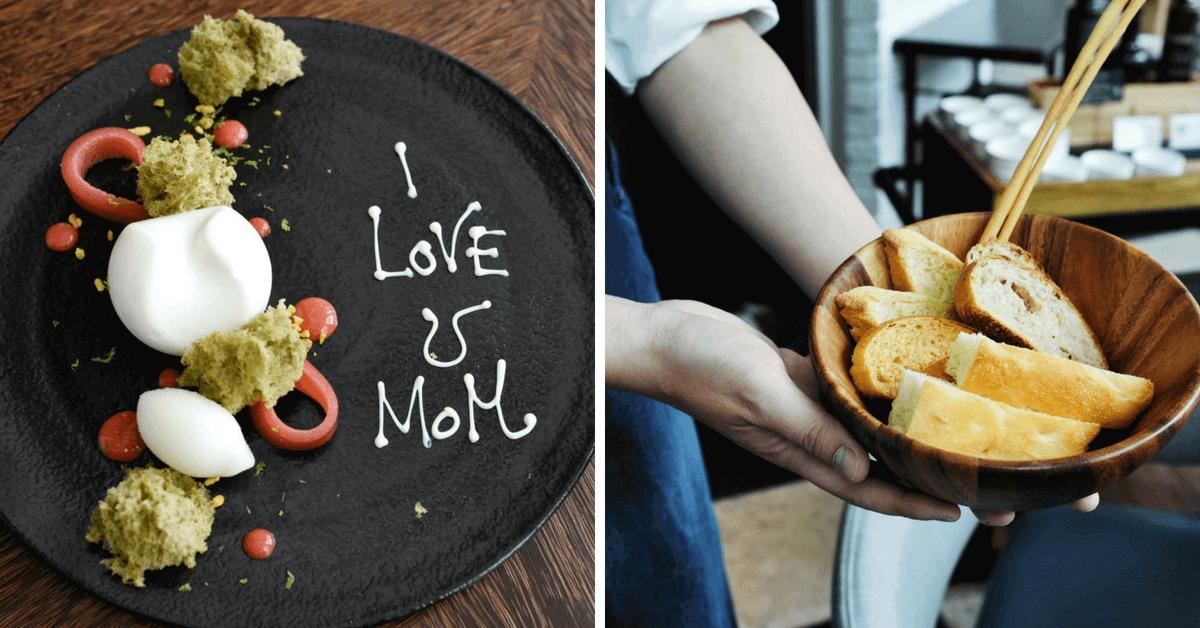 母親節當貴婦!天母玻璃屋IL Mercato 推出義大利菜套餐,吸睛美味讓媽媽拍照上傳很驕傲