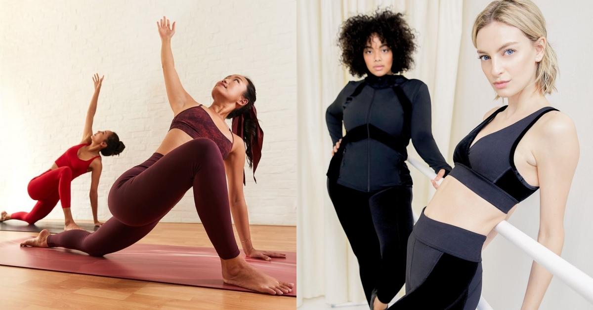 健身服推薦5大品牌!Lululemon、Gymshark…,讓你運動也很有型!