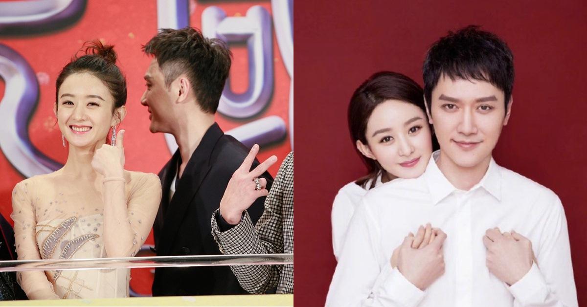 趙麗穎馮紹峰結束3年婚姻!被稱「最體面離婚」:不過分依附情感
