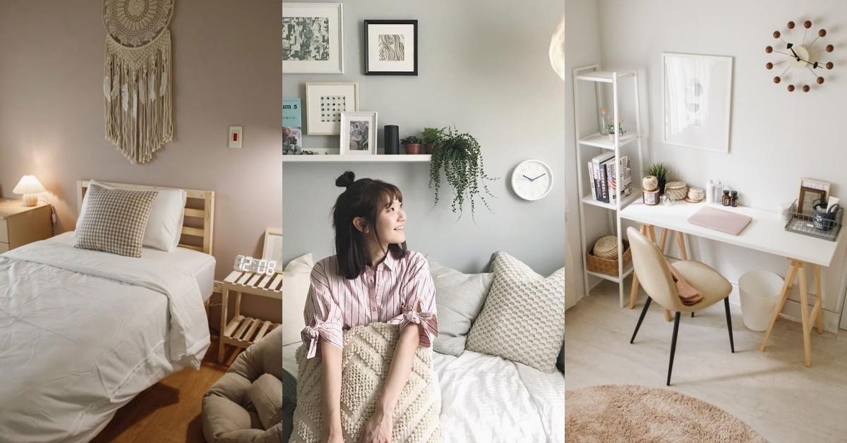 愛莉莎莎也愛上!盤點台灣4個房間改造Youtube,質感北歐風讓人一步也不想離開家了!