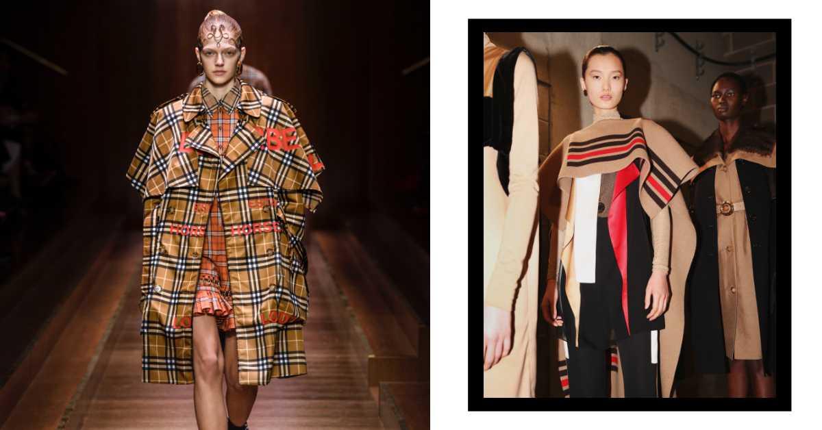 Burberry不再只是風衣品牌?2019倫敦時裝周用街頭、運動、龐克告別英倫風