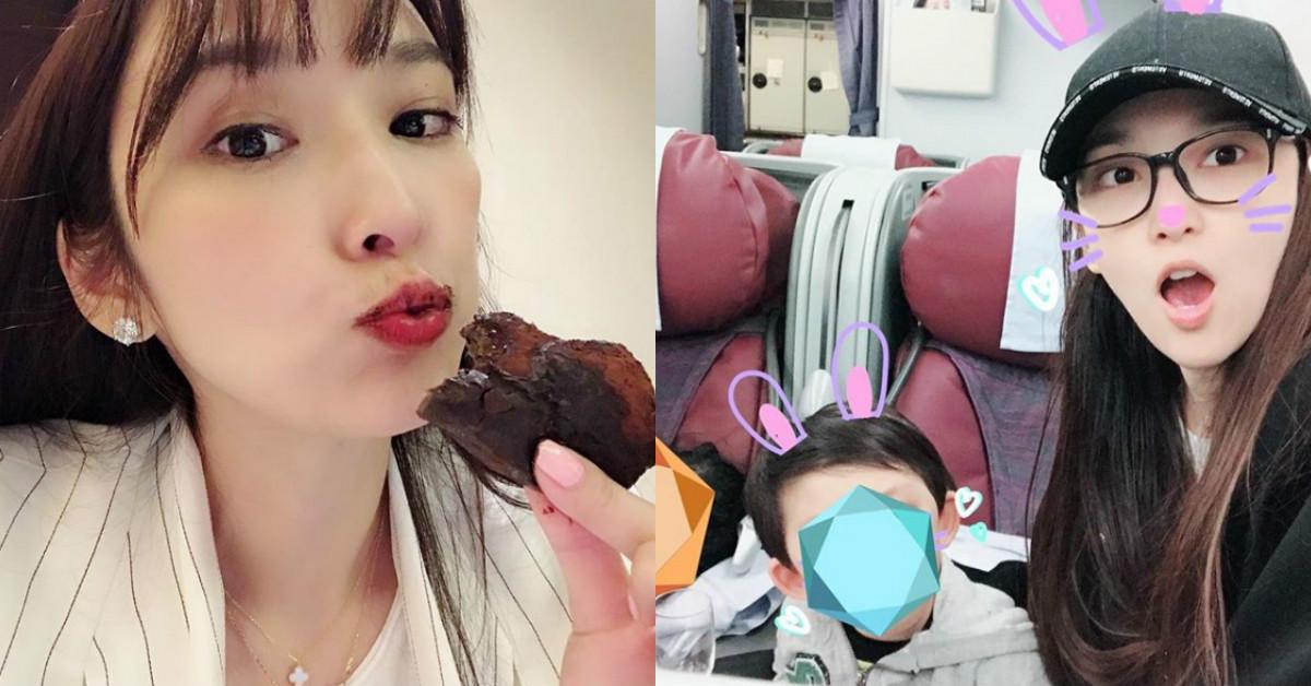 這位根本是少女吧!吳佩慈39歲生3胎依然「零走樣」,看她怎麼把美麗當成事業來經營!