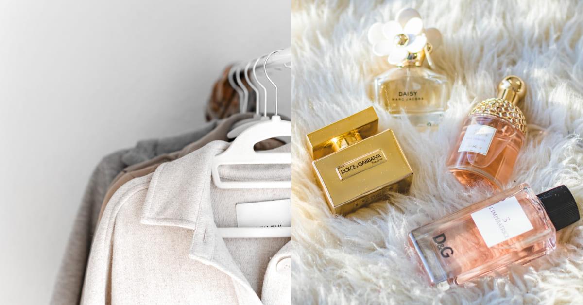 香水可以噴衣服嗎?解密3大衣物用香冷知識,xx布料的持香力竟是第一