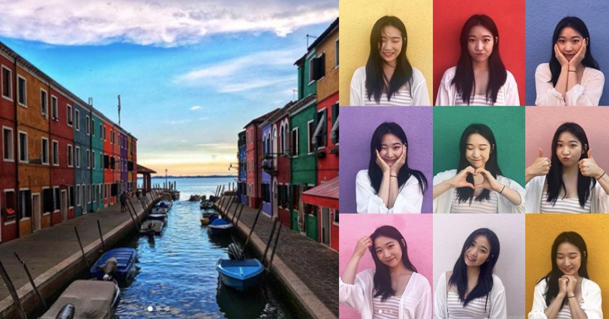 這不是童話故事才有的!義大利威尼斯的絕美小鎮「彩色島」讓人誤以為在做夢