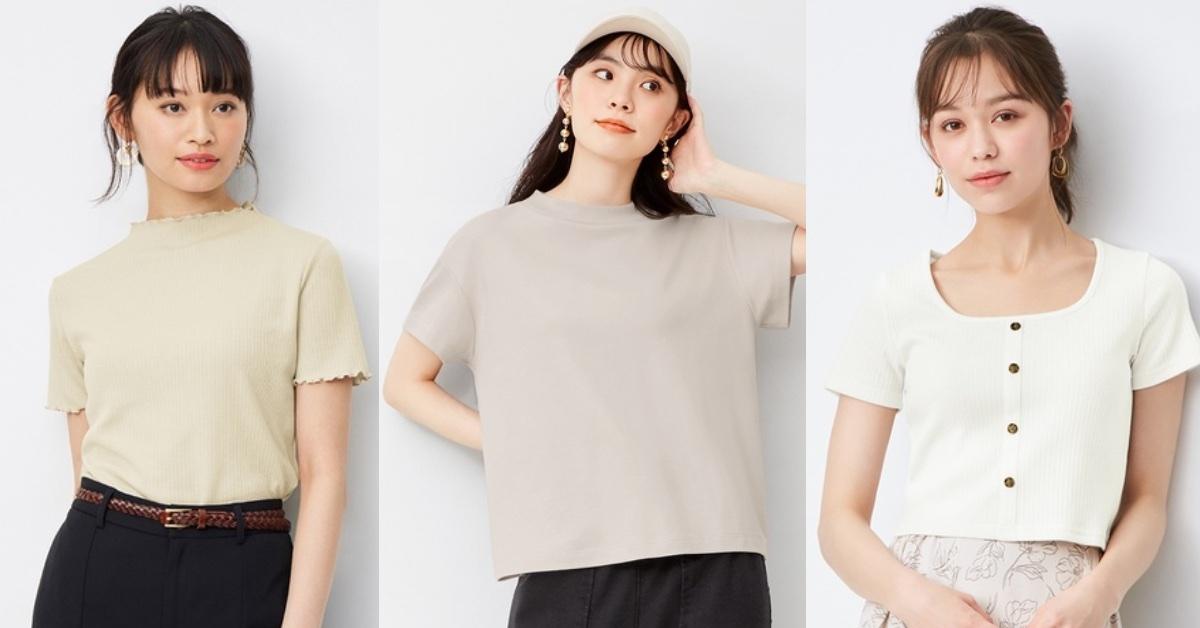 OL穿搭推薦GU經典單品Top X!亞麻寬鬆襯衫 、鈕扣短版T恤....全部1000元有找