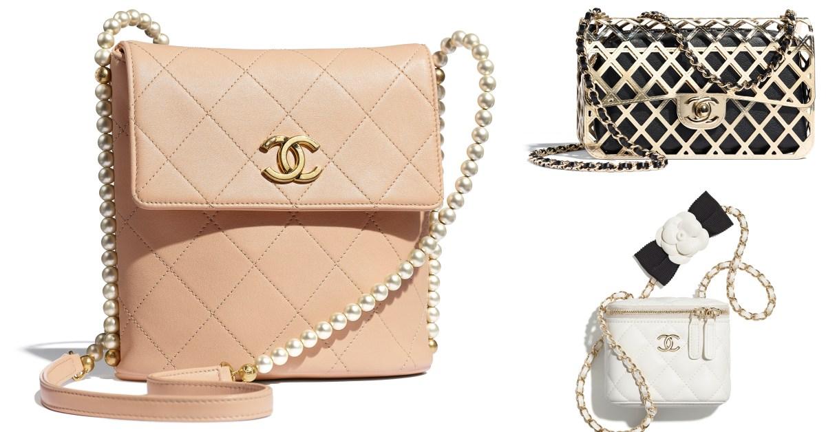 Chanel2021年春夏包款推薦這10款!珍珠元素到經典11.12新樣貌全都太迷人
