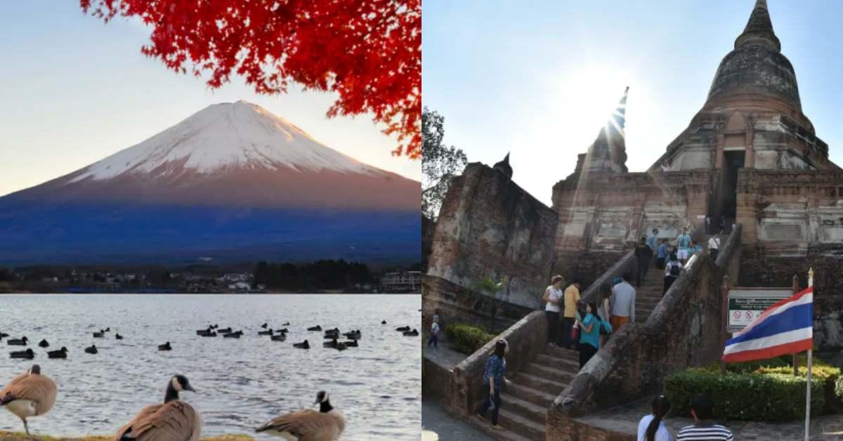 2019「台灣旅客最愛的國外景點」Top10出爐!日本有三處入榜,奪下冠軍的是「這裡」