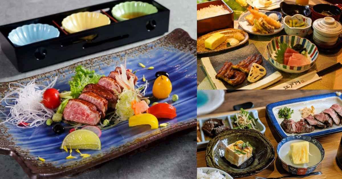 品嚐道地的日式料理!盤點來台開店的日本人氣名店,MARU丸壽司、江戶川鰻魚飯,美食控一個也不放過