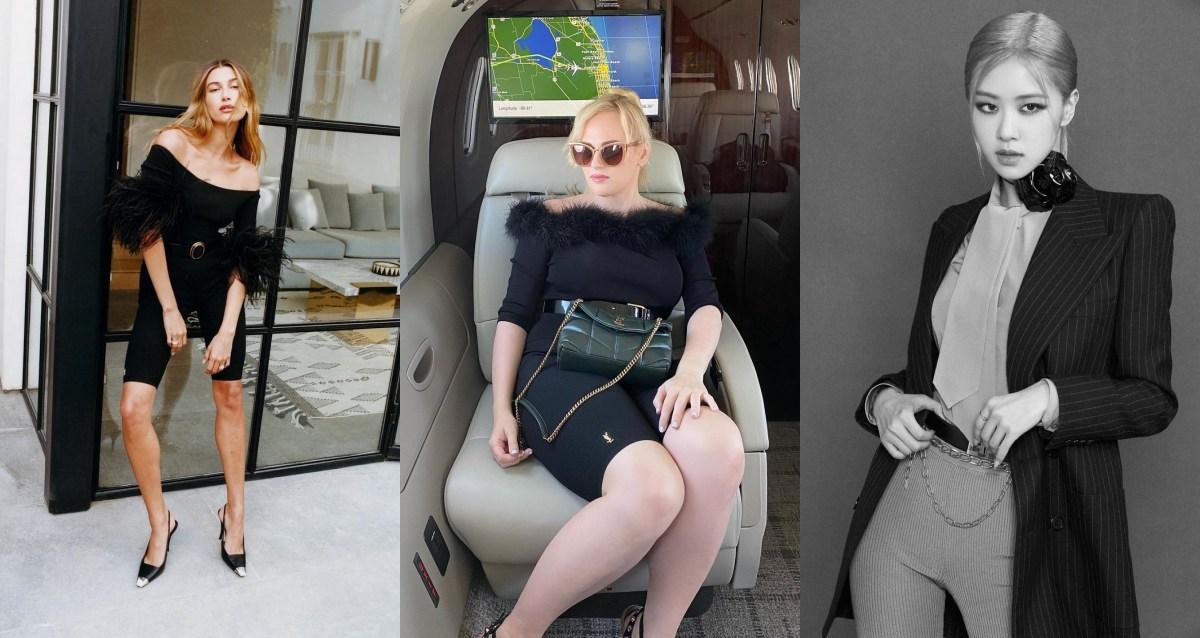BLACKPINK Rosè到《歌喉讚》胖艾美都能穿!車子不會騎沒關係,能修飾身型身形、腿型更重要!