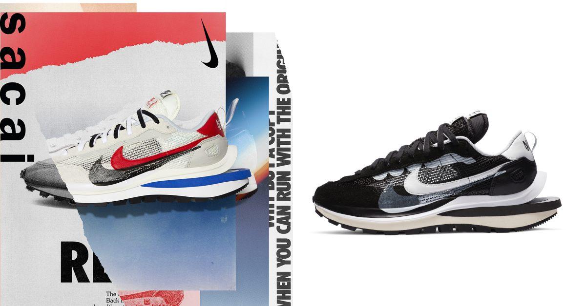 Nike Sacai聯名再推年度最矚目新作!厚底、百搭設計,買到就立刻賺4倍!