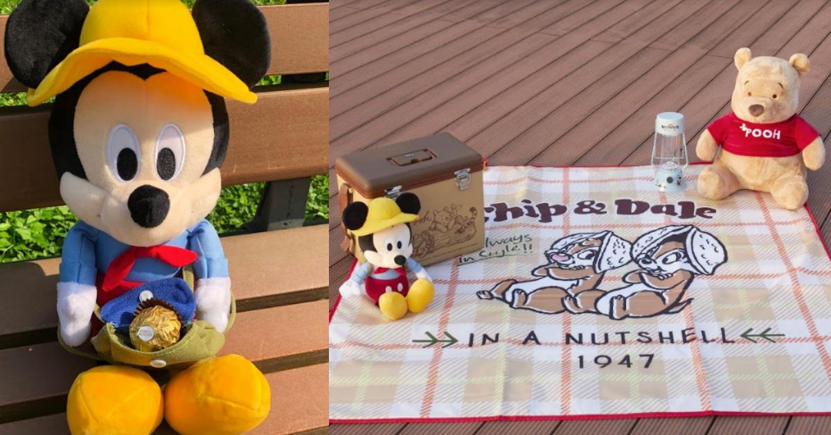 米奇米妮陪你出遊!7-ELEVEN全新集點「迪士尼夢幻露營」總整理