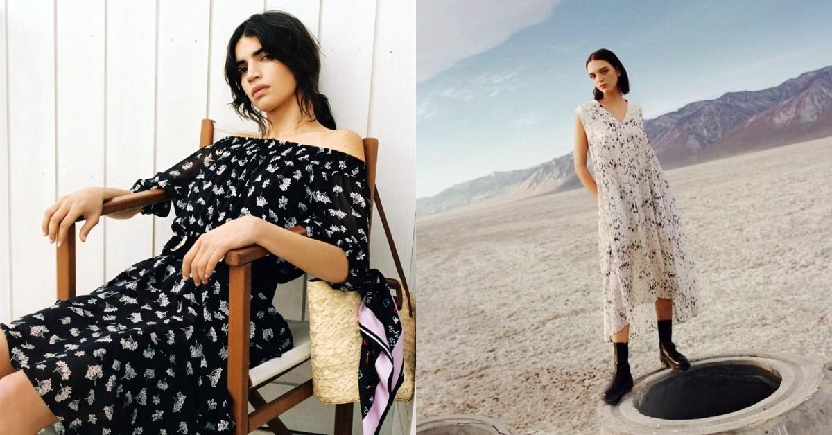 碎花洋裝推薦這8款!Gucci 、Loewe、Coach.....AllSaints這款年年熱銷