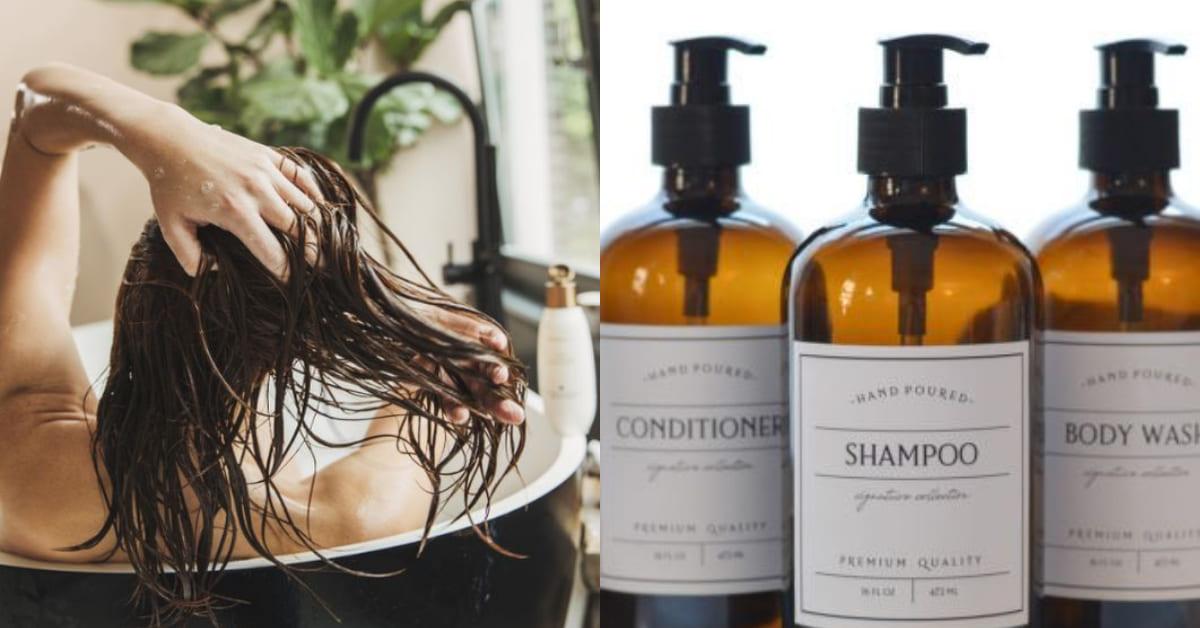 頭油怎麼辦?專家教你5招,洗髮精要加x,洗髮、護髮順序改一下更有效?