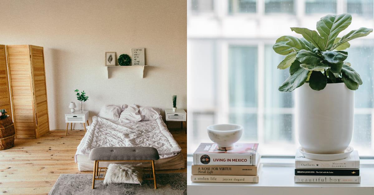 極簡風居家設計掌握6技巧 !室內建議採用暖黃光,非極簡的顏色切勿沾上邊