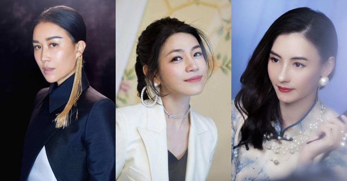 《乘風破浪的姐姐》第二季名單陸續曝光!陳妍希確定參賽,決戰那英、張柏芝