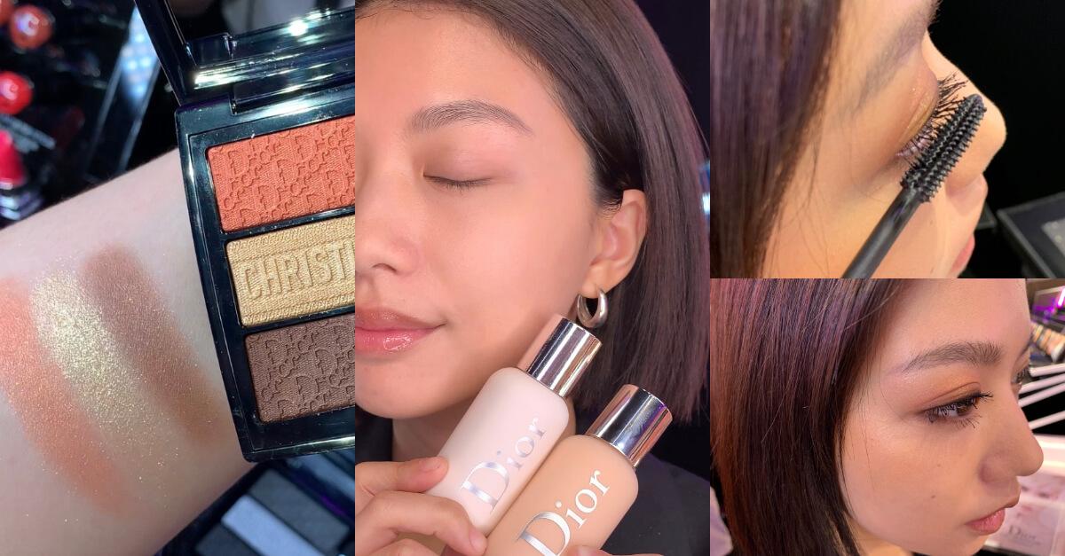Dior後台彩妝師教你夏天妝容4大重點!還曝光不脫妝的關鍵「在這裡」