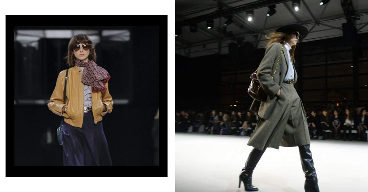 高領毛衣、襯衫配高腰裙!讓Celine設計師用3招教妳2019年要「這樣穿」