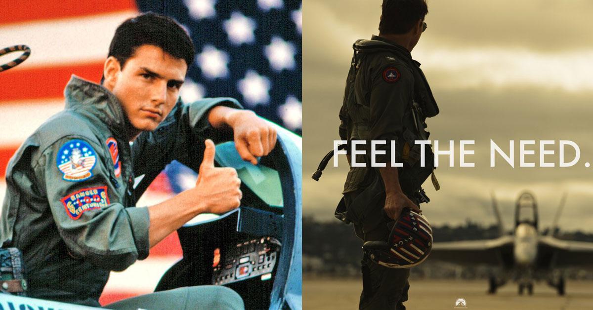 湯姆克魯斯《捍衛戰士2》正式開拍,睽違32年湯姆可魯斯再次化身飛行員