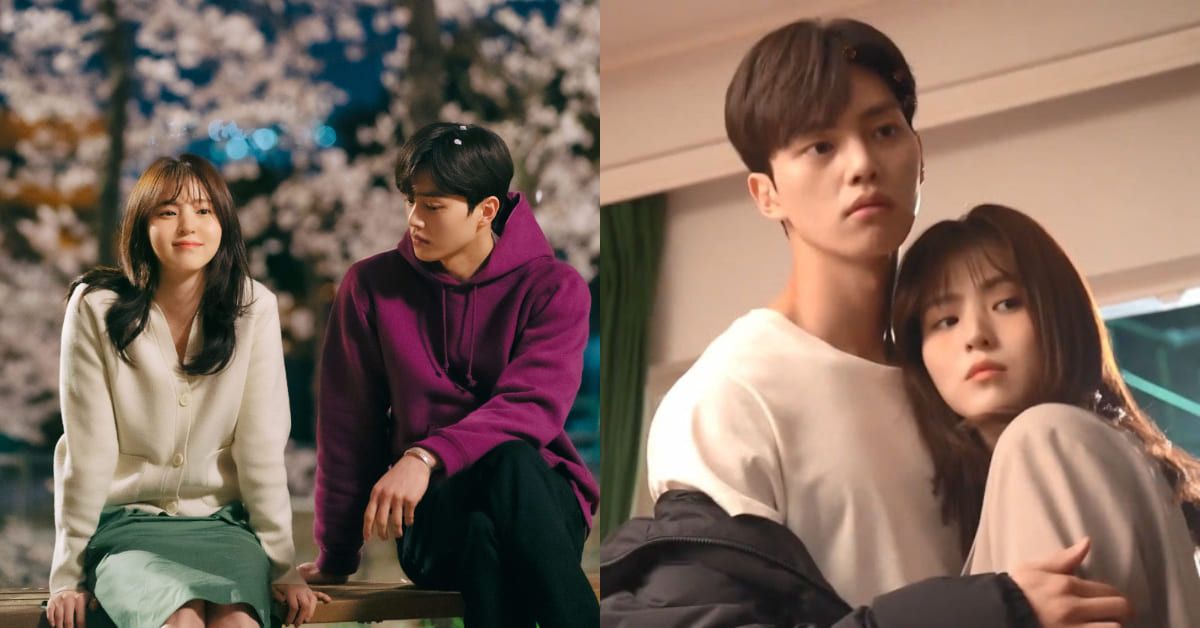 Netflix韓劇《無法抗拒的他》宋江、韓素希會有結果?浪漫金句Top10,鼓勵女人繼續追求真愛