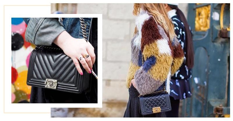 Chanel掀起菱格紋風潮後,這5款「山形紋」包款將成流行指標
